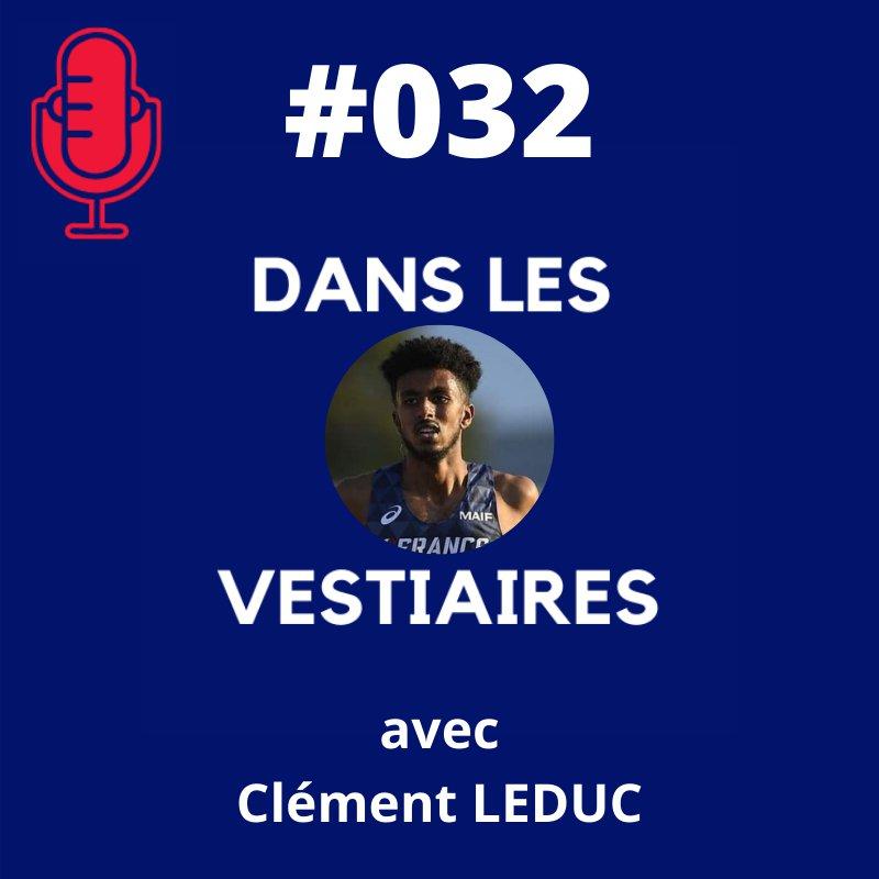 #032 – Clément LEDUC : de l'équipe de France Sénior à un Master aux USA